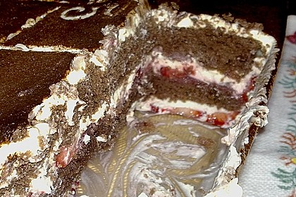 Italienische Erdbeer - Mascarpone - Creme 2