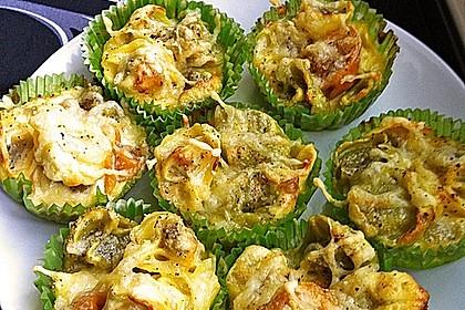 Tortellini - Muffins (herzhaft) 1