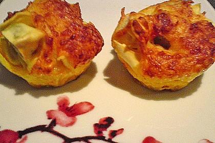 Tortellini - Muffins (herzhaft) 5