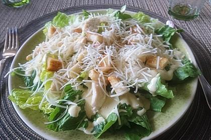 Caesar Salad (Bild)