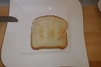 Goldener Toast 73