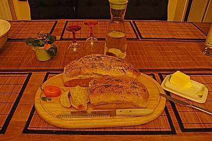 Goldener Toast 156