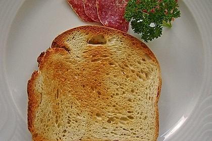 Goldener Toast 2