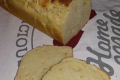 Goldener Toast 121