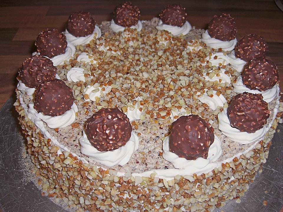 Rocher Torte Von Sarina Emilia Chefkoch De