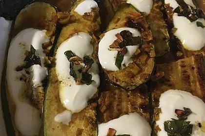 Persische Zucchini 3