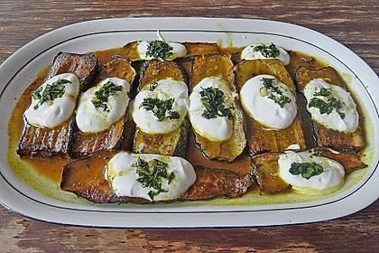 Persische Zucchini 2