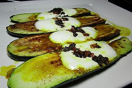 Persische Zucchini 4