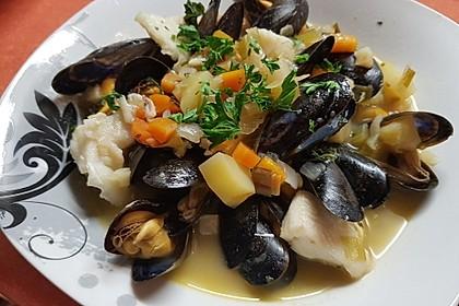 Albertos Fischsuppe 5