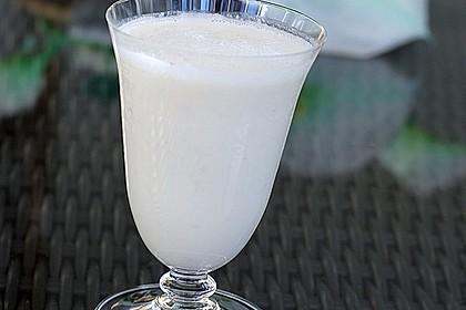 Ingwer - Bananen - Lassi
