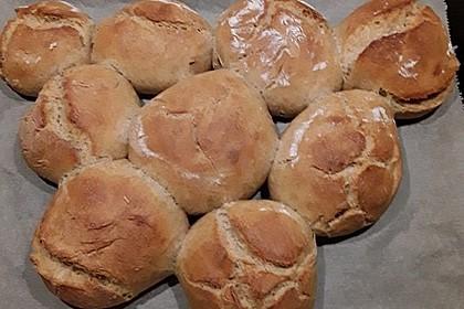 Kartoffelbrötchen mit genialer Kruste 51