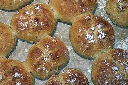 Kartoffelbrötchen mit genialer Kruste 48