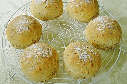 Kartoffelbrötchen mit genialer Kruste 36