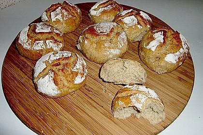Kartoffelbrötchen mit genialer Kruste 18