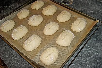 Kartoffelbrötchen mit genialer Kruste 90