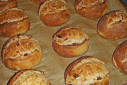 Kartoffelbrötchen mit genialer Kruste 21