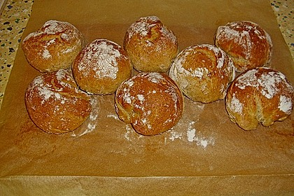 Kartoffelbrötchen mit genialer Kruste 14