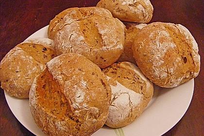 Kartoffelbrötchen mit genialer Kruste 20