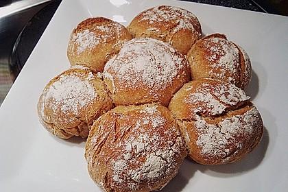 Kartoffelbrötchen mit genialer Kruste 11