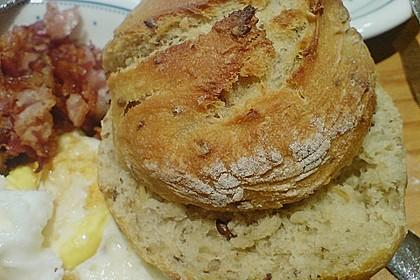 Kartoffelbrötchen mit genialer Kruste 41