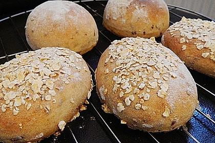 Kartoffelbrötchen mit genialer Kruste 81