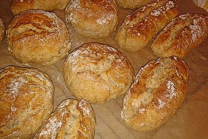 Kartoffelbrötchen mit genialer Kruste 30