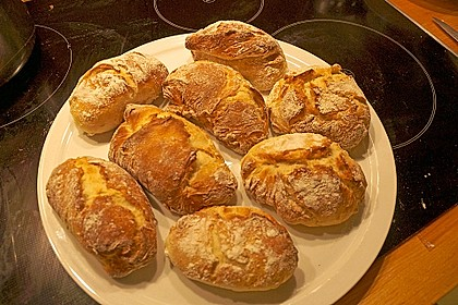 Kartoffelbrötchen mit genialer Kruste 38