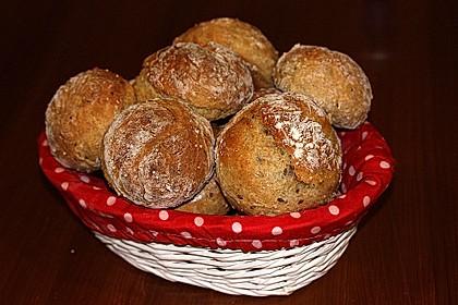 Kartoffelbrötchen mit genialer Kruste 7