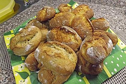 Kartoffelbrötchen mit genialer Kruste 64
