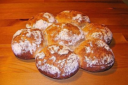 Kartoffelbrötchen mit genialer Kruste 10