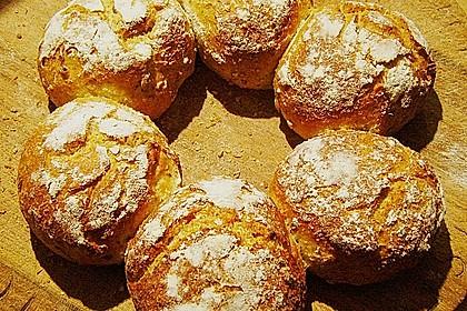 Kartoffelbrötchen mit genialer Kruste 13