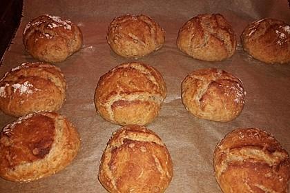 Kartoffelbrötchen mit genialer Kruste 25