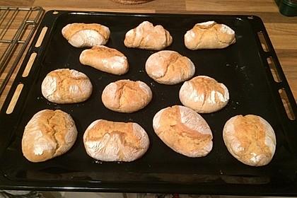 Kartoffelbrötchen mit genialer Kruste 31