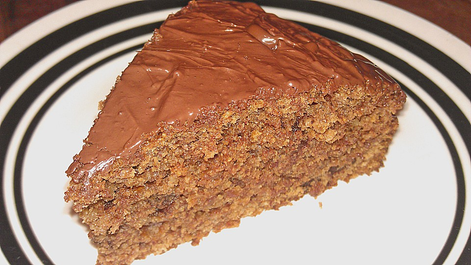 Veganer Schoko Nuss Kokos Kuchen Von Terrorkitty Chefkoch De