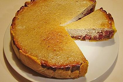 Brownieboden - Käsekuchen 5