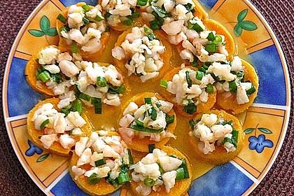 Süßkartoffel - Carpaccio
