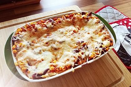 Lasagne mexikanische Art 2