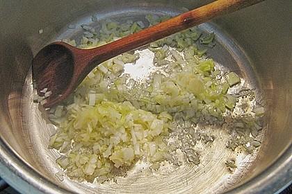 Skreifilet auf der Haut gebraten mit Kapernjus und einer Gemüsevariation 11