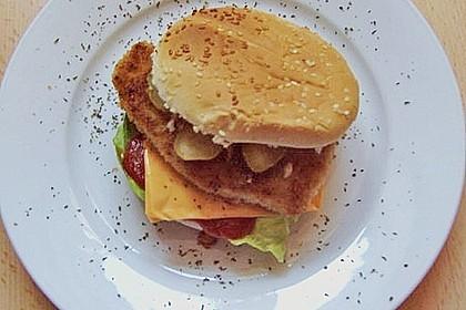 Schnitzel - Burger 1