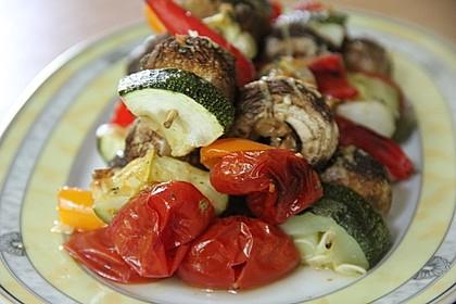 Illes Gemüsespieße aus dem Backofen 3