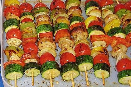 Illes Gemüsespieße aus dem Backofen 2