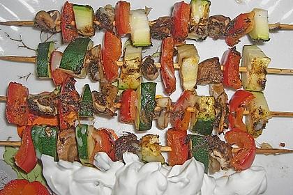 Illes Gemüsespieße aus dem Backofen 17