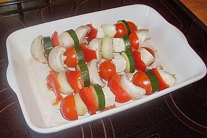 Illes Gemüsespieße aus dem Backofen 27