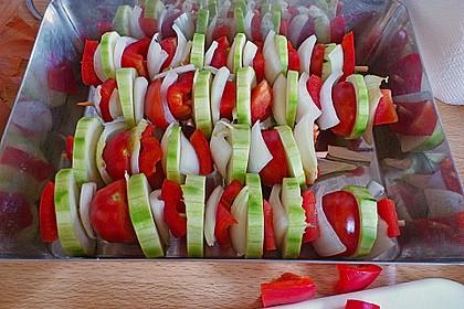 Illes Gemüsespieße aus dem Backofen 14