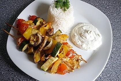 Illes Gemüsespieße aus dem Backofen 4