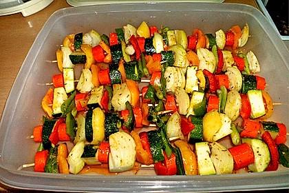 Illes Gemüsespieße aus dem Backofen 19