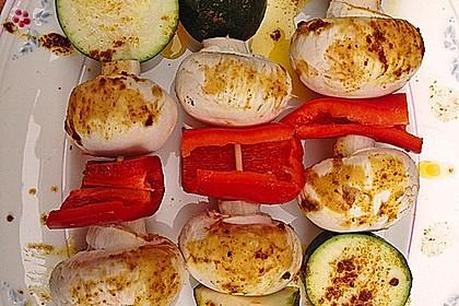 Illes Gemüsespieße aus dem Backofen 22