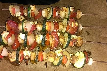 Illes Gemüsespieße aus dem Backofen 24