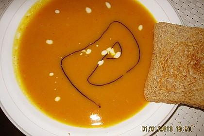 Kürbis-Apfel-Suppe 11