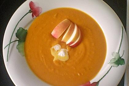Kürbis-Apfel-Suppe 15